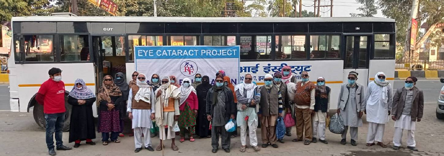 Eye Cataract Project