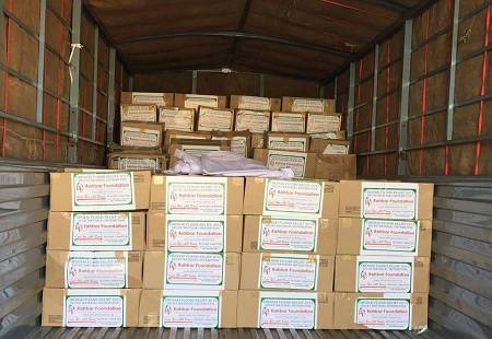 Food Packets For Hunger